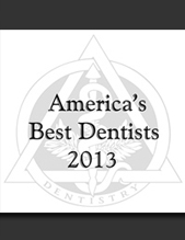 Americas Best Dentist 2013